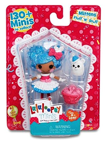Mini Lalaloopsy Super Silly Party Doll- Mittens Fluff 'N' Stuff]()