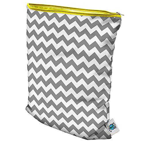 planet-wise-wet-diaper-bag-gray-chevron-medium