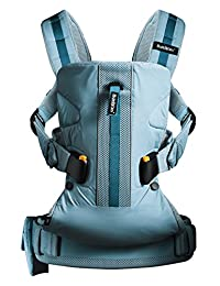 Baby Carrier One Outdoors - Turquoise BOBEBE Online Baby Store From New York to Miami and Los Angeles
