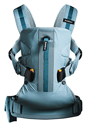 BABYBJORN Baby Carrier One Outdoor - Turquoise