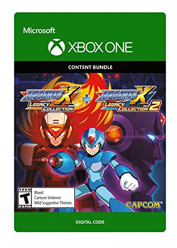Mega Man X Legacy Collection 1 & 2 Bundle - Xbox One [Digital Code] by Capcom