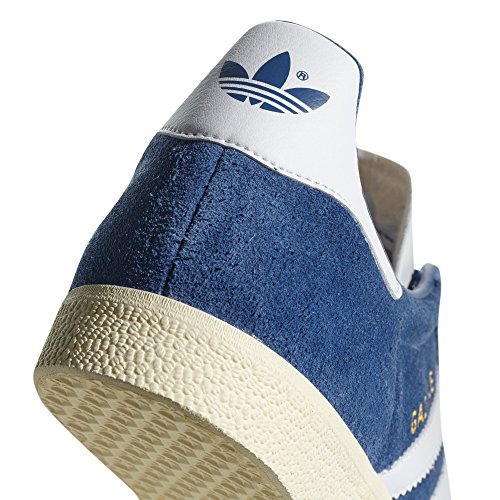Nobuk Collegiate White Ftwr White Royal Trainer Adidas Gazelle Sneaker Tenis Cream ZA5gq