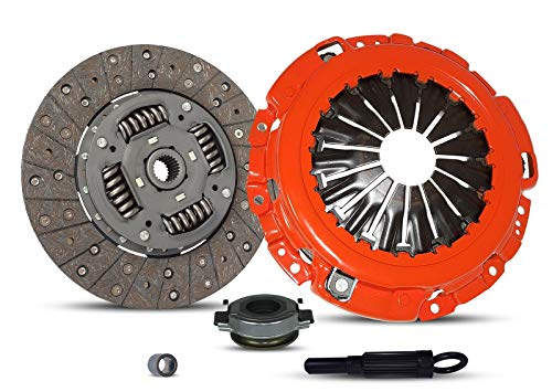 - Clutch Kit works with Nissan Altima Maxima S Se Touring Se-R Sl Luxury Premium Base Gle Gxe Sedan 4-Door 2002-2006 3.5L 3498CC V6 GAS DOHC Naturally Aspirated (Stage 1)