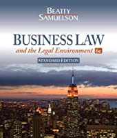 Business Law and the Legal Environment, 6th Standard Edition Front Cover