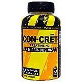 Con-Cret, Creatine HCI, 48 Natural Capsules - 3PC