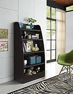 Cosco Hazel Kids 4 Shelf Bookcase Espresso (B00F5WO6US)   Amazon Products