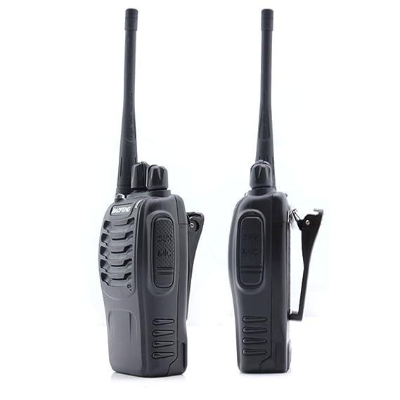 Amazon.com: BaoFeng Radio bidireccional (paquete de 6 ...