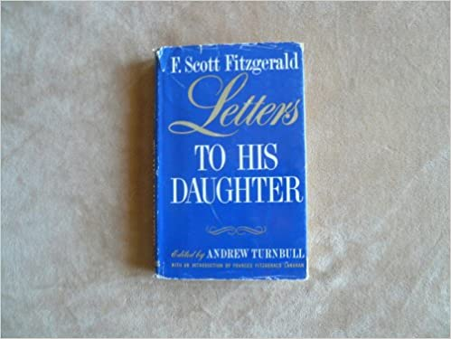 fitzgerald letter to daughter