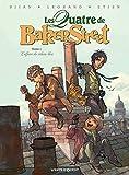 Les Quatre de Baker Street - Tome 01: L'Affaire du rideau bleu
