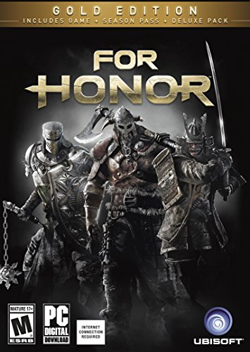 For Honor: Gold Edition (Includes Extra Content + Season Pass subscription) - Online Game Code by Ubisoft