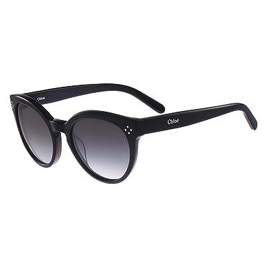 e64fdbdc2c4 Chloe CE691S-001 Ladies CE691S Boxwood Black Sunglasses  Amazon.co.uk   Clothing