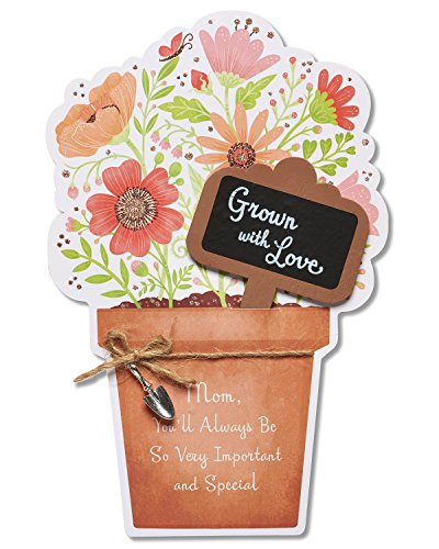 American Greetings Grown With Love Mother's Day Card With ()