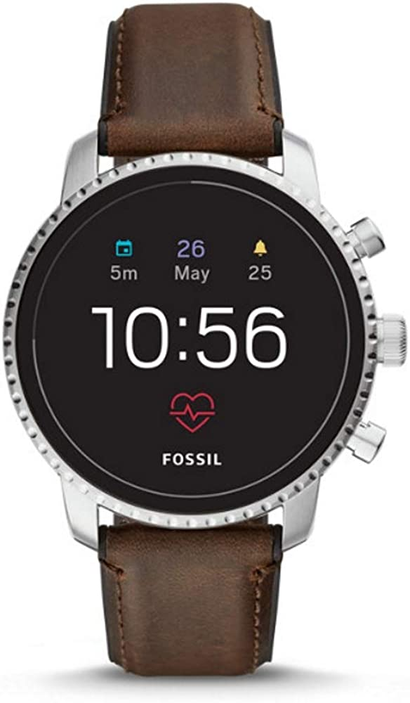 Fossil Reloj de Bolsillo Digital FTW4015