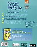 Image of Maîtrise de la langue française CM1 (French Edition)