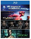 DC Comics Starter Pack: Season 1s (The Flash / Gotham / Arrow) [Blu-ray]