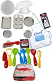 easy bake tools - Kids Cooking Easy Oven Set Ultimate Kit Baking pieces will fit Easy Bake Toy Baking Ovens