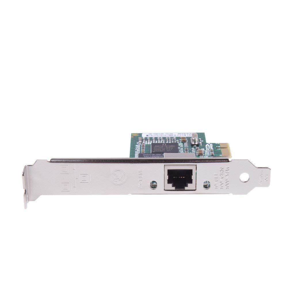 10 and Linux 10Gtek/® Gigabit PCIE Desktop Netzwerkkarte f/ür Intel EXPI9301CT -82574L Chip 1Gbit PCI Express Ethernet LAN Card MEHRWEG 10//100//1000Mbps NIC f/ür Windows Server Single RJ45 Port Win8