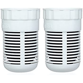 Seychelle pH2O Alkaline Water Filter Pitcher Replacement - 2 Pack