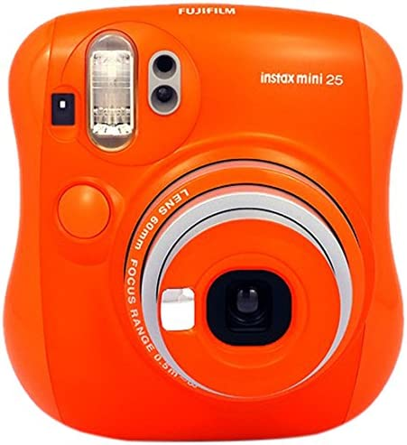 Fujifilm Instax Mini 25 - Cámara analógica instantánea (Flash ...