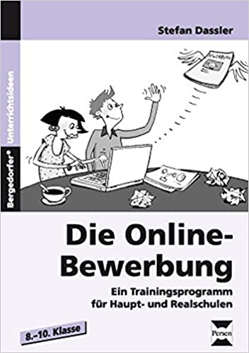 die online bewerbung 9783834432339 amazoncom books - Amazon Online Bewerbung