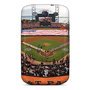 Waterdrop Snap-on San Francisco Giants Case For Galaxy S3