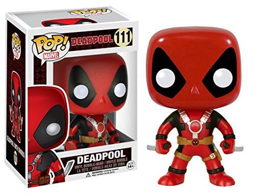 Funko POP Marvel: Deadpool Two Swords Action Figure