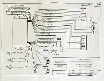 ultima wiring harness chopper switch diagram u2022 rh wandrlust co Ultima Plus Wiring Harness Ultima Motor Wiring Diagram