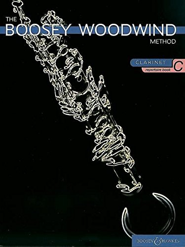 - Boosey Woodwind: Clarinet Repertoire: Score and Part