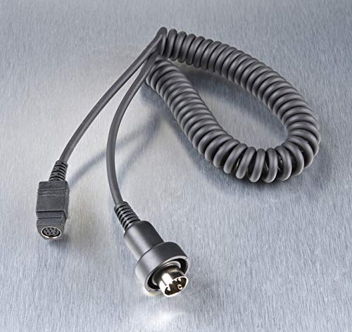 J&M Corporation HC-PB P-Series Headset Cord Lower 8-Pin ()