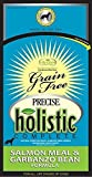 Precise Holistic Complete Canine Salmon and Garbanzo Bean Pet Food, 26 lb Review