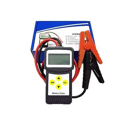 Impresora digital de prueba de batería de coche - Comprobador de ...