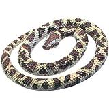 Serpent python caoutchouc environ 60 cm