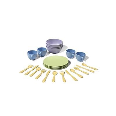 The Green Toys Dish Set