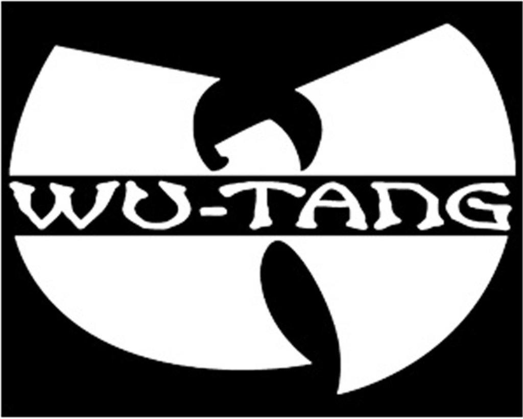 Amazon Wu Tang Clan Logo Wu Tang Symbol Decal Vinyl Sticker