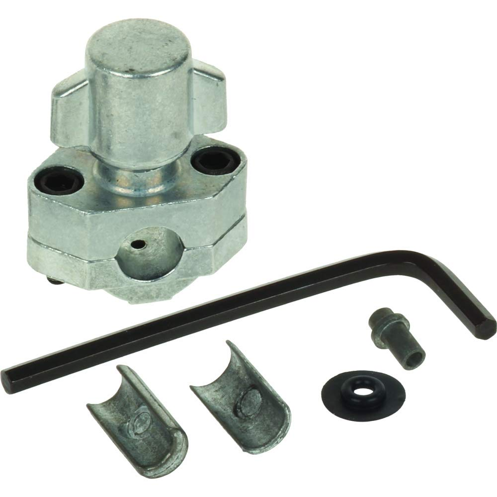 Diversitech QTM-1 Wasserhahn-Piercing-Ventil 1//4-3//8