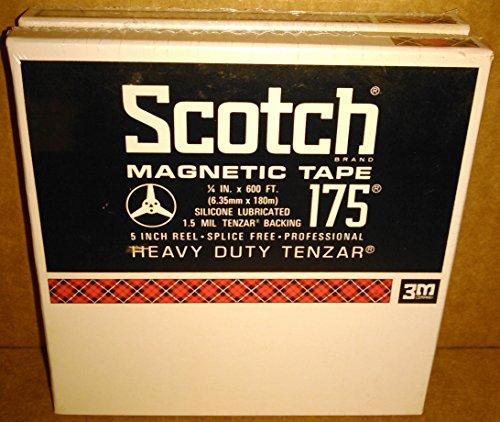 Scotch 3M 5 Inch 175 Reel to R