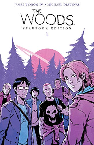 Pdf Graphic Novels The Woods Yearbook Edition Book One