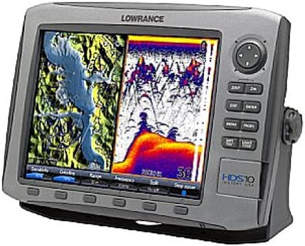 Lowrance HDS-8 - GPS Marino con Plotter y fatómetro: Amazon.es ...