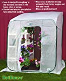Lean To Portable Greenhouse Dome - HotHouse FHH350