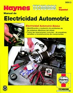 H98913 Haynes Electricidad Automotriz edición española