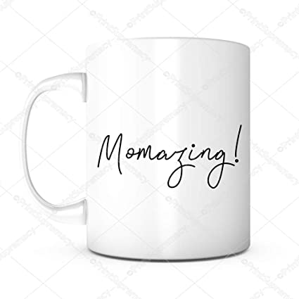 Amazon com: Momazing- Happy Mother's Day Gift Mug Ideas
