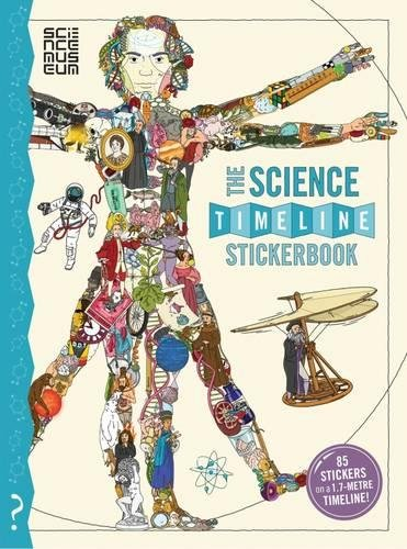 The What on Earth? Stickerbook of Science: Build Your Own Stickerbook Timeline of Amazing Scientists and Inventions! pdf