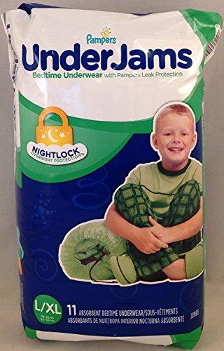 Pampers UnderJams Bedtime Underwear Boys product image