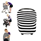 Baby : Mamkoo Nursing Cover, Breastfeeding Cover for Mom,Muti-Use Scarf,Baby CarSeat Cover Canopy