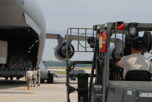 Alaska Air National Guard (LAMINATED POSTER Members of the 146th Airlift Wing, California Air National Guard and the 176th Wing, Alaska Air Nati)