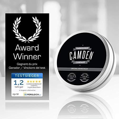 18 Ganador Para Bálsamo Cuidado Natural Barbershop La Test Del 09 De Ml Fresco 'original' cera Company Camden 60 Barba Aroma tqwrtYI