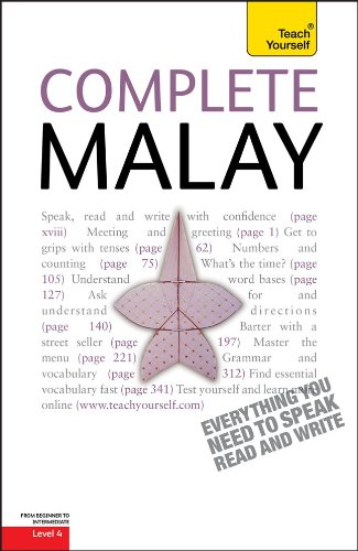 Complete Malay: A Teach Yourself Guide (Teach Yourself Languages, Level 4)