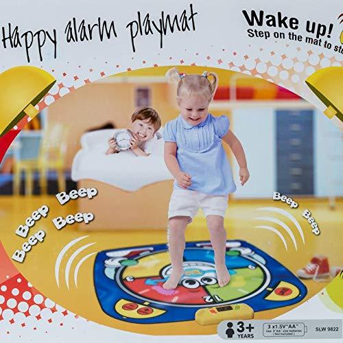 Happy Alarm PlayMat Touch Sensitive Lights Sounds Toy Kids +3 by Zippy Mat (Image #3)