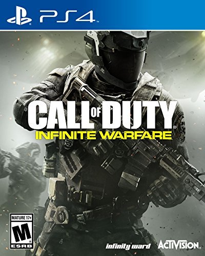 - Call of Duty: Infinite Warfare - Standard Edition - PlayStation 4