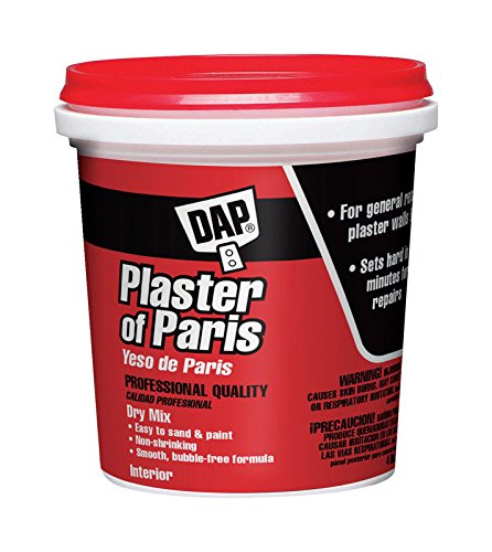 Plaster Of Paris 4lb Wht